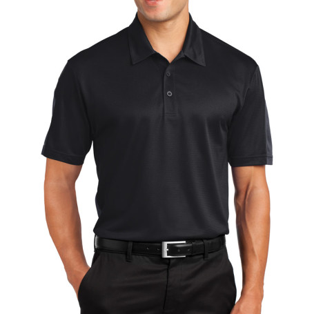 Sport-Tek PosiCharge Active Textured Colorblock Polo (Apparel)