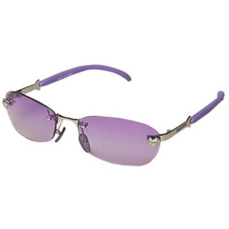 Sunglasses Frameless Design with Tinted Lenses