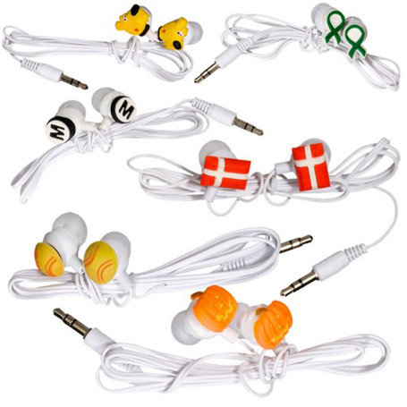 Promotional Custom Earbuds