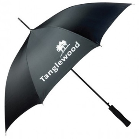 "Promotional Value Golf 58"" Arc Umbrella"