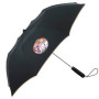 "Custom Printed Double Sided Fabric 42"" Arc Umbrella"
