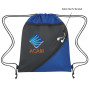 Printed Shadow Drawstring Sports Pack