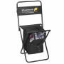 Logo Folding Chair with Cooler