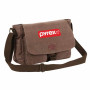 Promo Canvas Messenger Bag