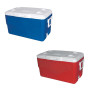 Custom Coleman 50-Quart Cooler