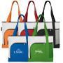 Custom Logo Color Bright Large Tote