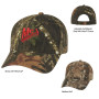 Custom Logo Hunter's Retreat Camouflage Cap