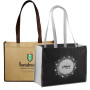 Custom PolyPro Non-Woven Small Shopper Tote
