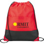Imprinted West Coast Drawstring Cinch Backpack
