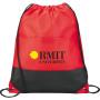 Imprinted West Coast Drawstring Cinch Backpack