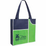 Logo Poly Pro Duo Pocket Tote