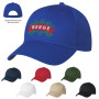 Monogrammed 6 Panel Polyester Cap