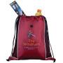 Monogrammed Sport Jersey Drawsting Backpack