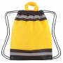 Imprintable Non-Woven Reflective Drawstring Sport Pack