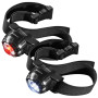 Printed Garrity 3 LED Headlamp 2 Lithium Battery