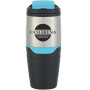 Printed 16 Oz. Stainless Steel Tumbler with Flip Lock Lid