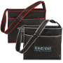 Promotional Polypro Non-Woven Deluxe Box Convention Tote