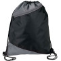 Promotional Zippered Drawstring Sport Bag