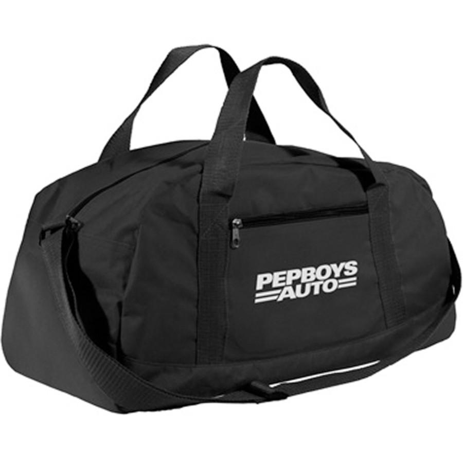 Imprinted Duffle Bag - Custom Sports Bag  b4a7c334e9f75