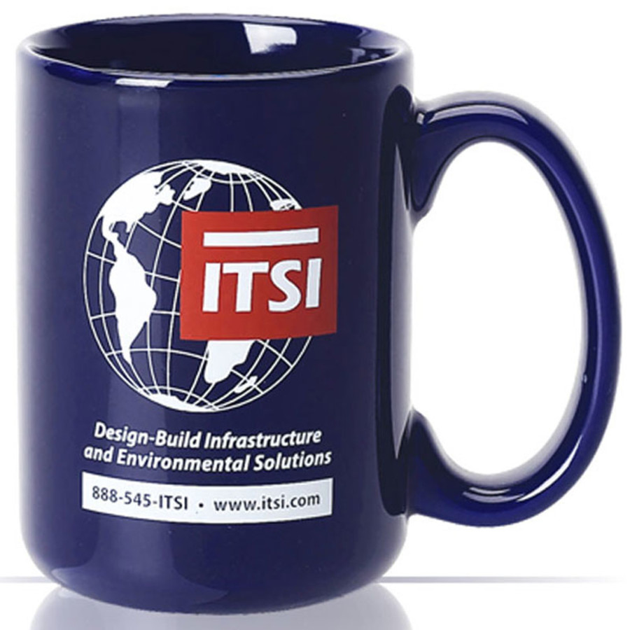 15 oz. Large Promotional Mugs
