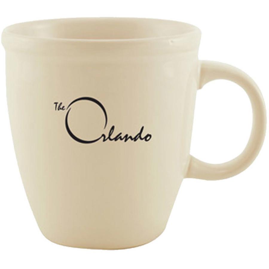 18oz Printed Coffee House Ceramic Mug
