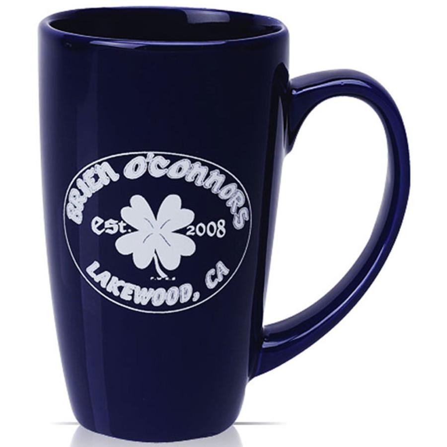 19 oz. Custom Cafe Mugs