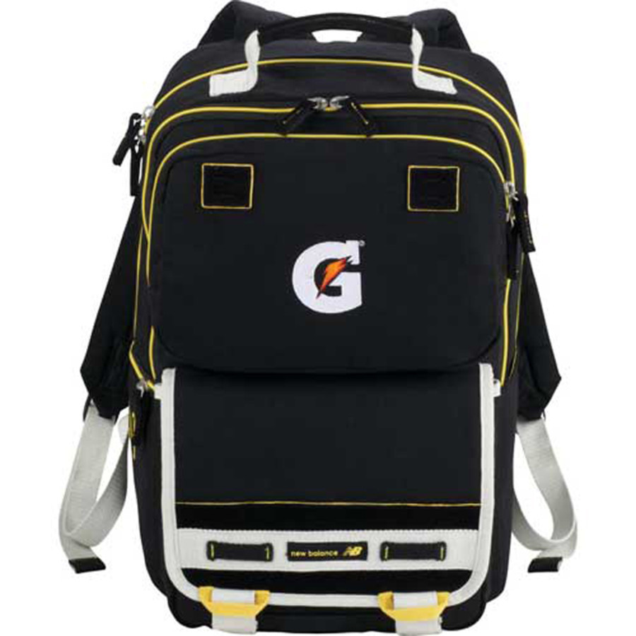 Customizable New Balance 574 Neon Lights Compu-Backpack