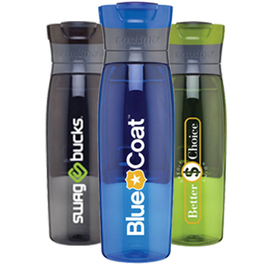 24 Oz Contigo Autoseal Kangaroo Water Bottle
