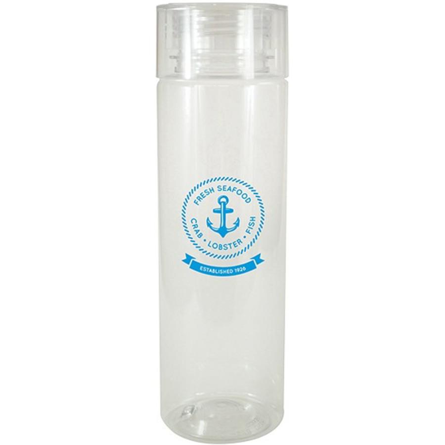 30 oz. Plastic water bottle
