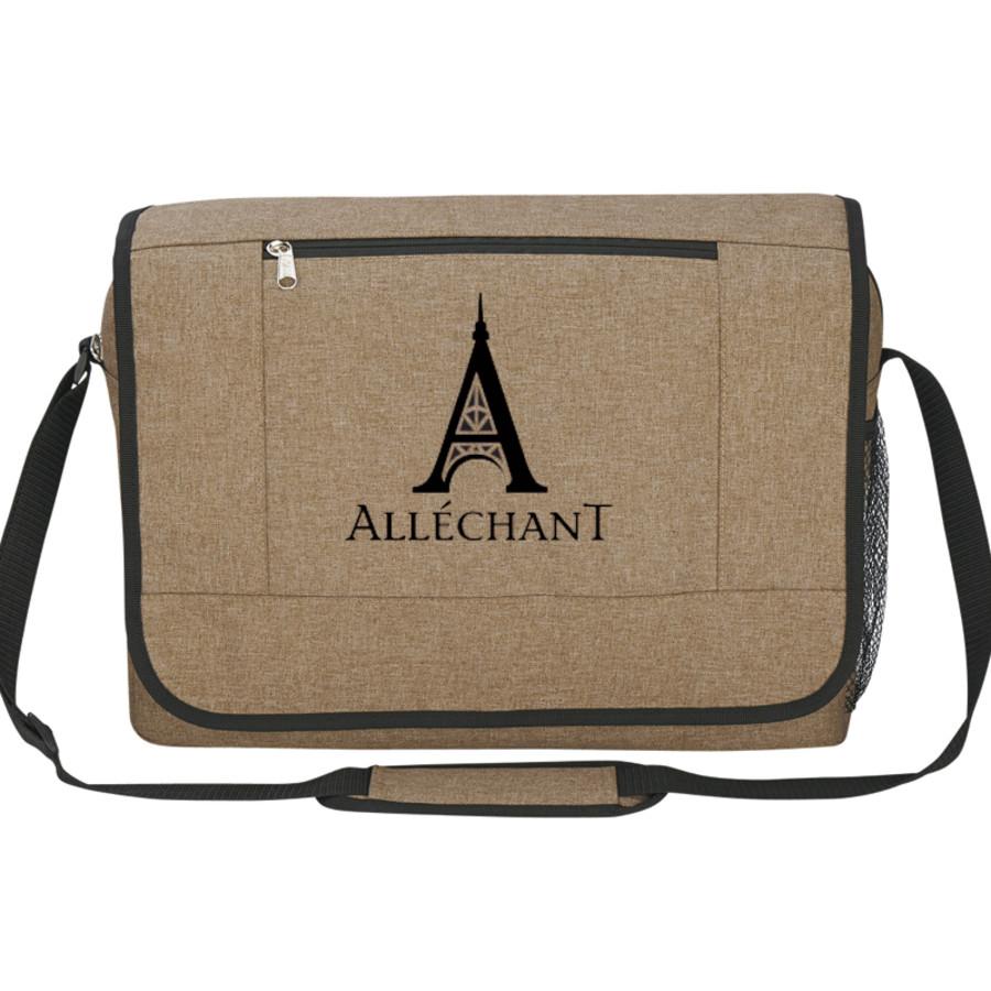 Customizable High Line Messenger Bag