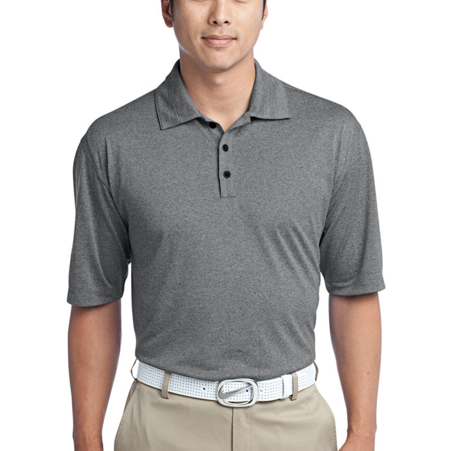 Nike Golf Dri-FIT Heather Polo (Apparel)