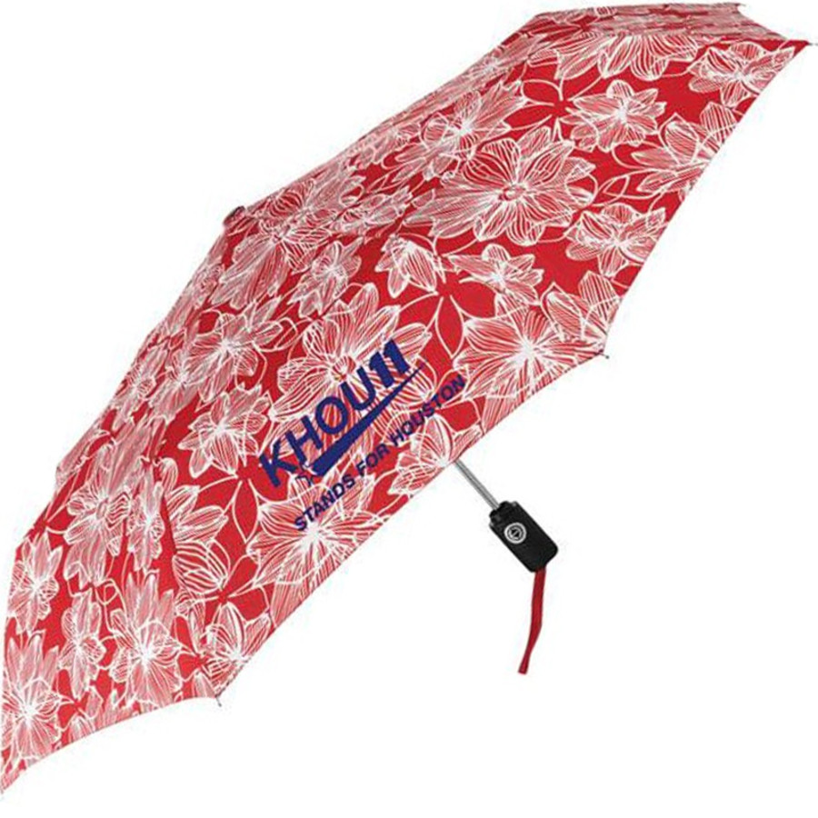 Personalized Totes® Auto Open/Close Umbrella