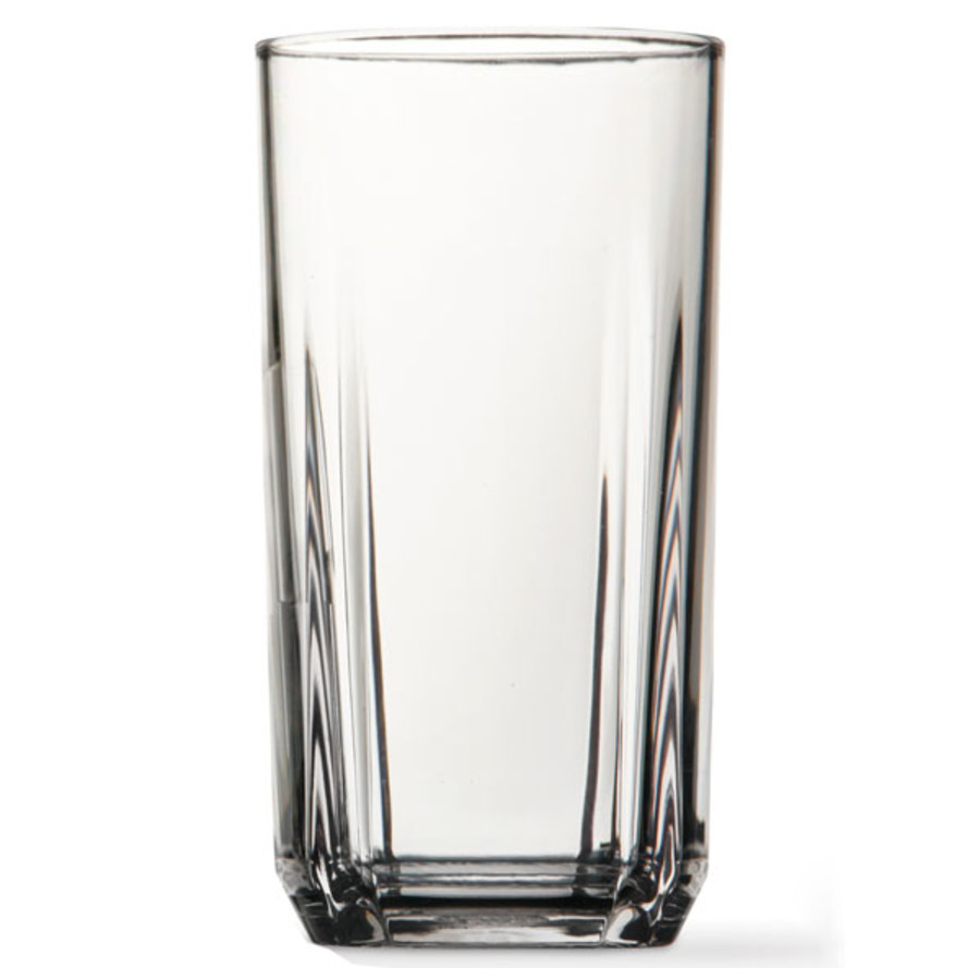 18oz Luxe Acrylic Water Glass