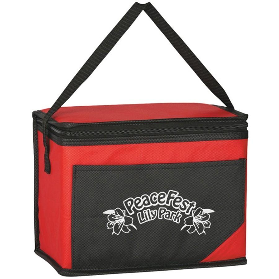 Non-Woven Chow Time Kooler Bag