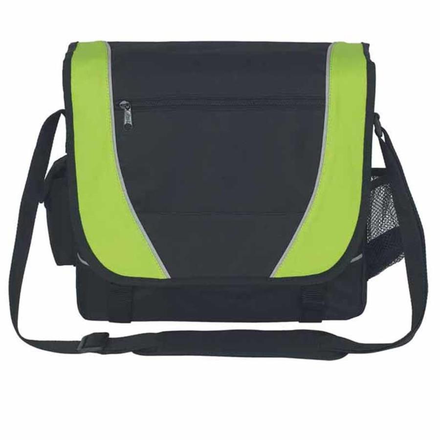 Imprinted Messenger Bag