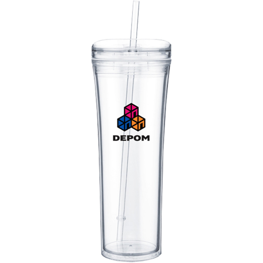 Boost Acrylic Double Wall Tumbler