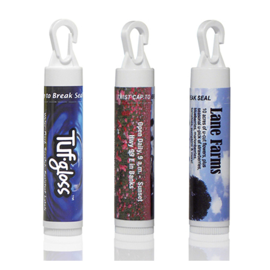 Promo Lip Balm SPF 15 with Clip Cap