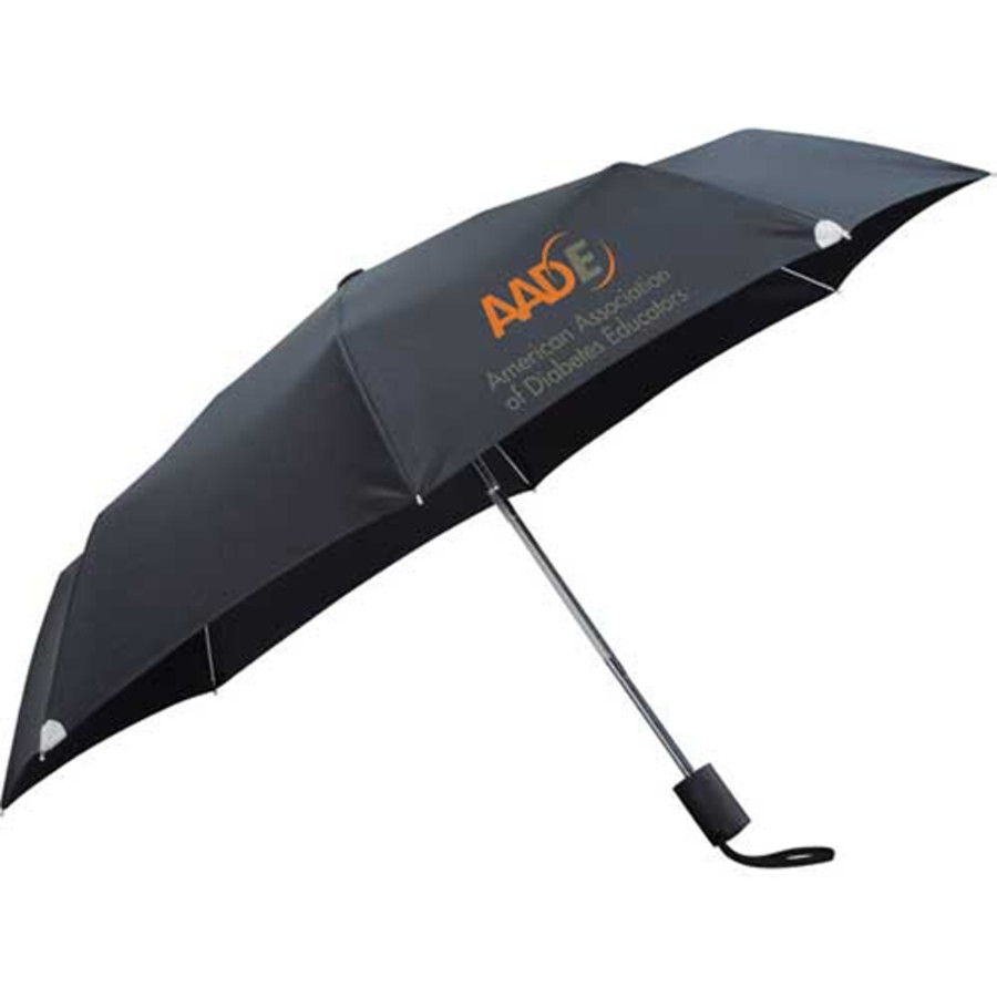 "Custom 42"" Auto Open/Close Windproof Safety Umbrella"