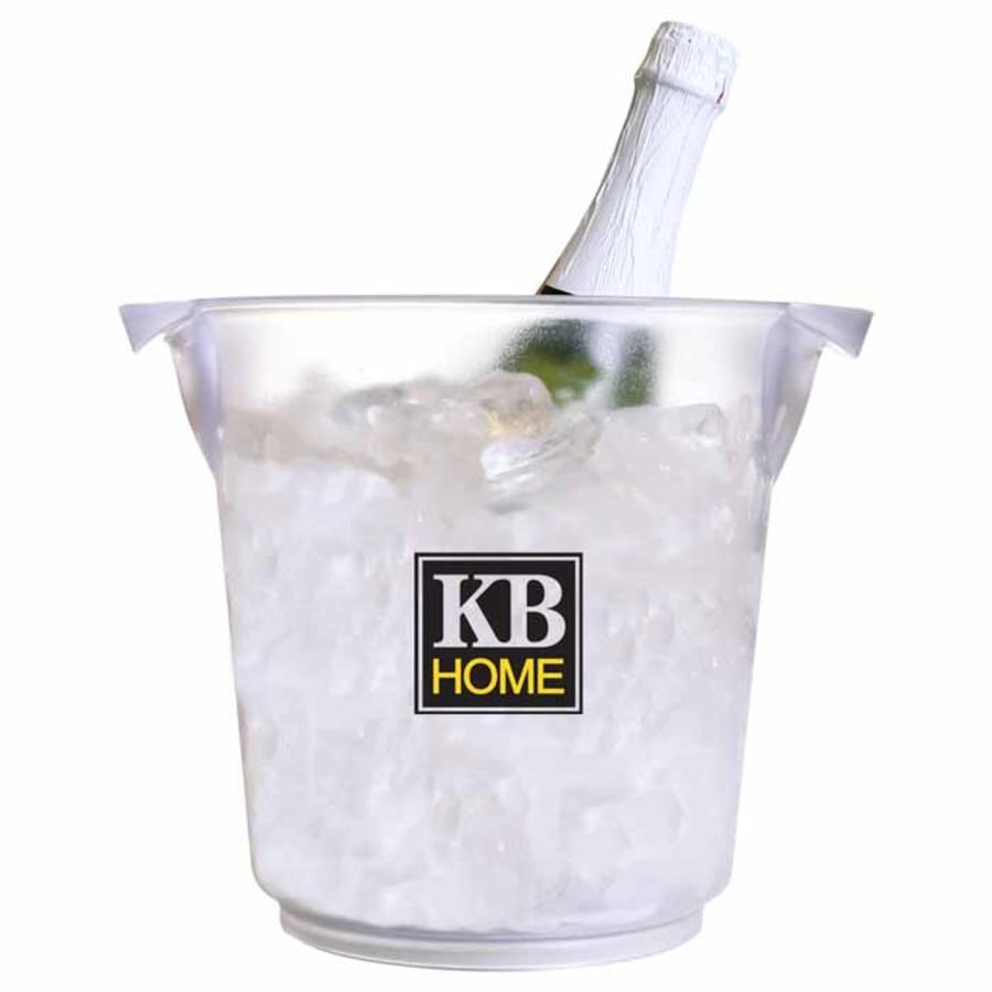 Custom 6 Quart Ice Bucket Large