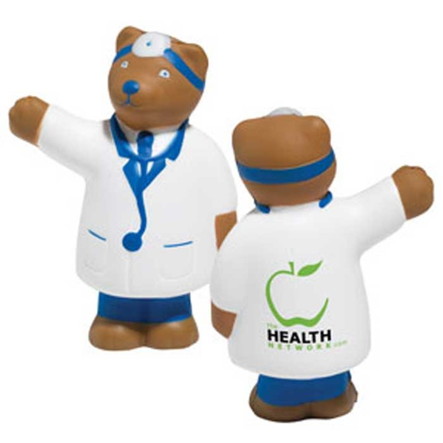 Custom Dr. Bear Stress Ball