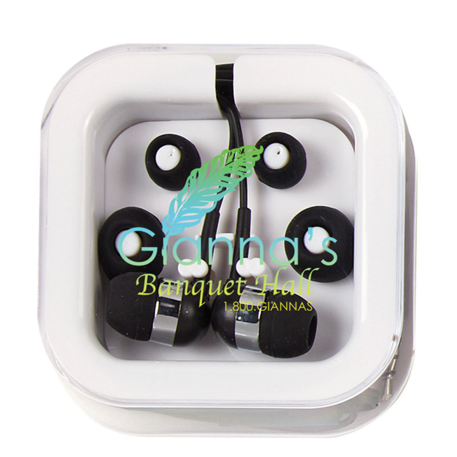 Ear Buds With Microphone