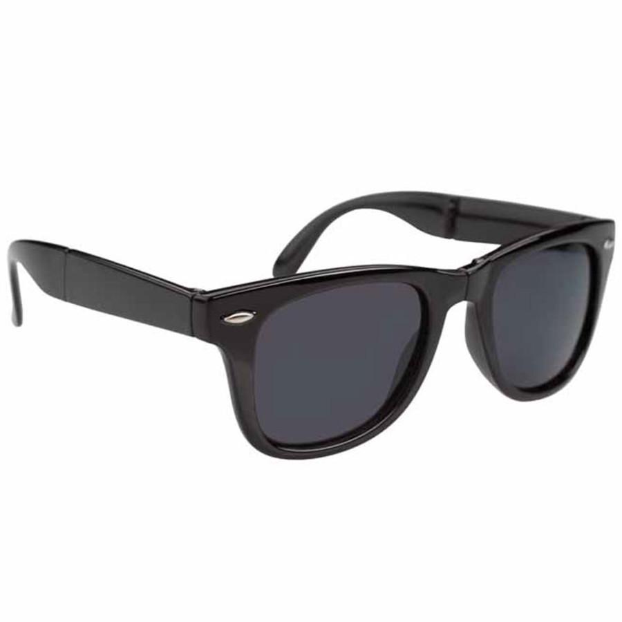 Custom Logo Folding Malibu Sunglasses