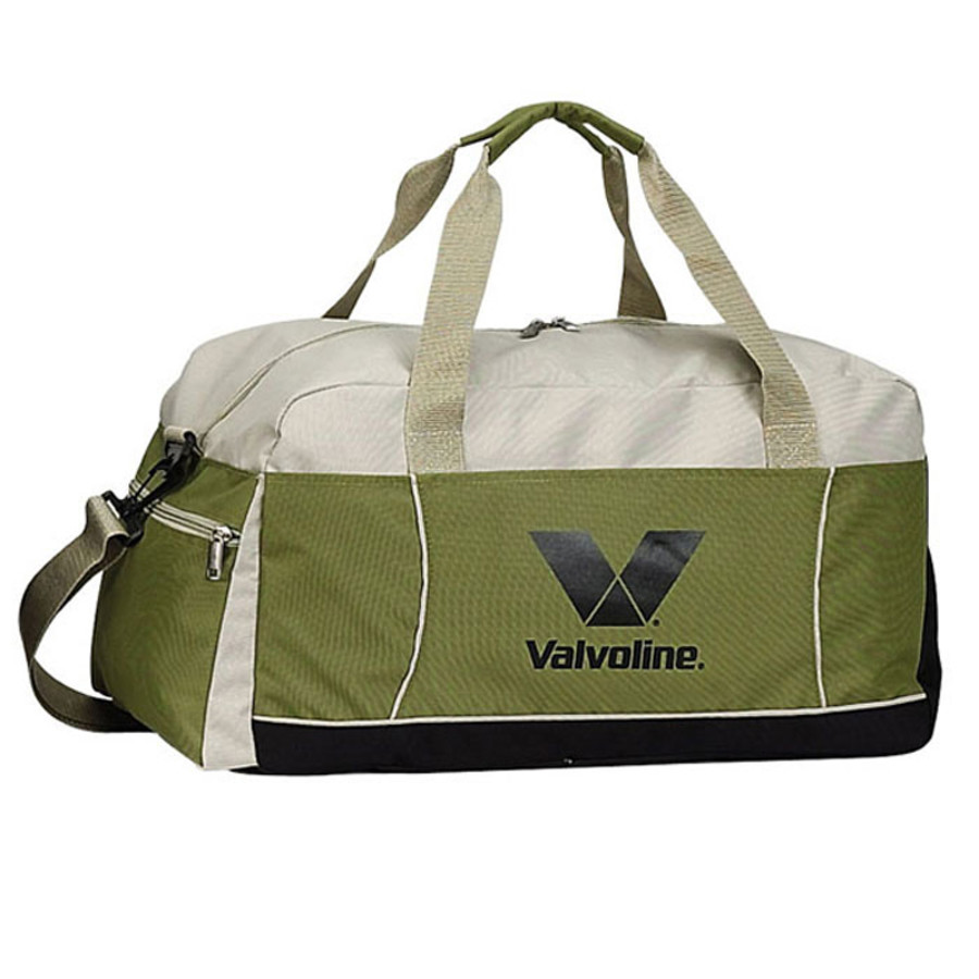 Custom Logo Post Consumer Recycled Pet Duffel