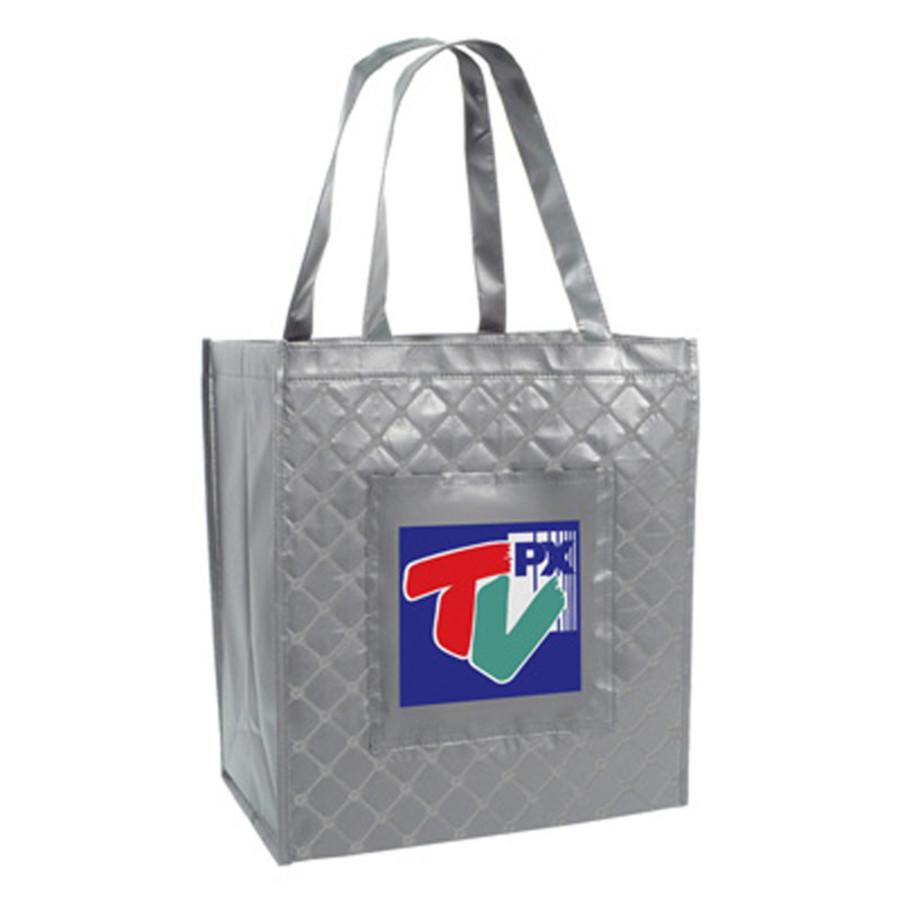 Custom Logo Shopping Bag