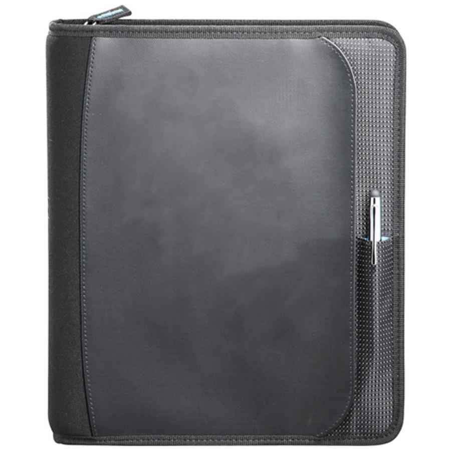 Custom Logo Zoom 2-in-1 Tech Sleeve JournalBook