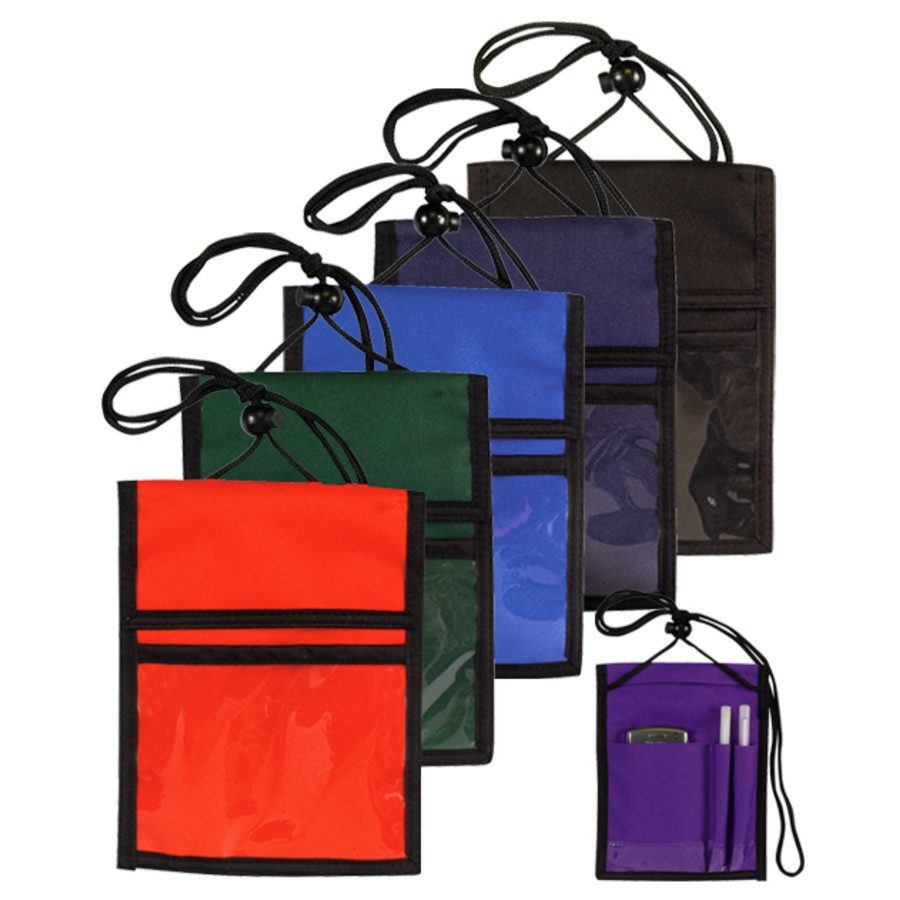 Multiple Pocket Badge Holder
