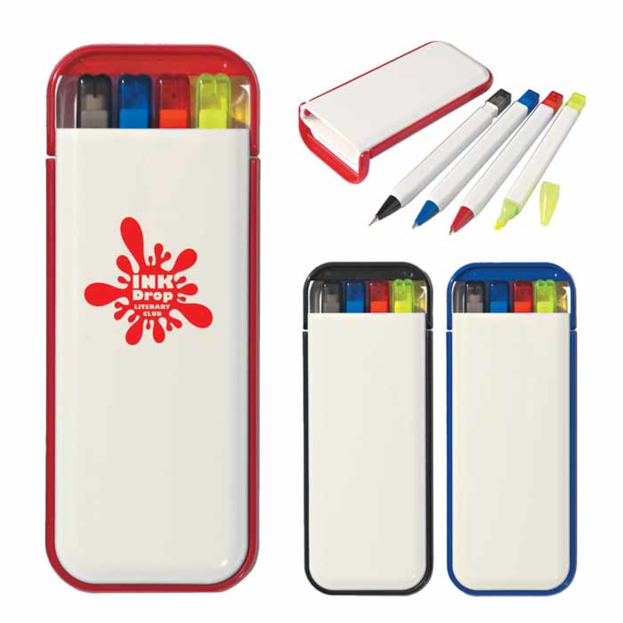 Customizable 4-In-1 Writing Set