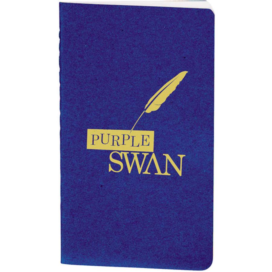 Customizable Recycled Mini Pocket Notebook