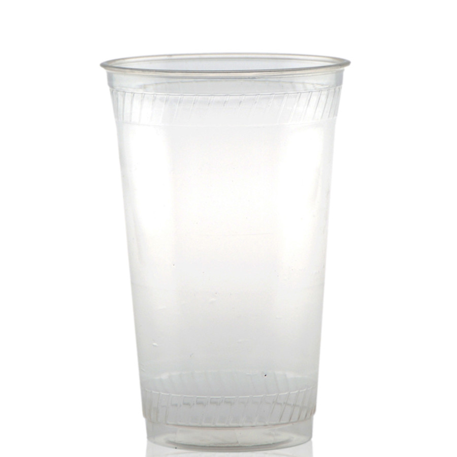 20 oz. Clear Greenware Cups