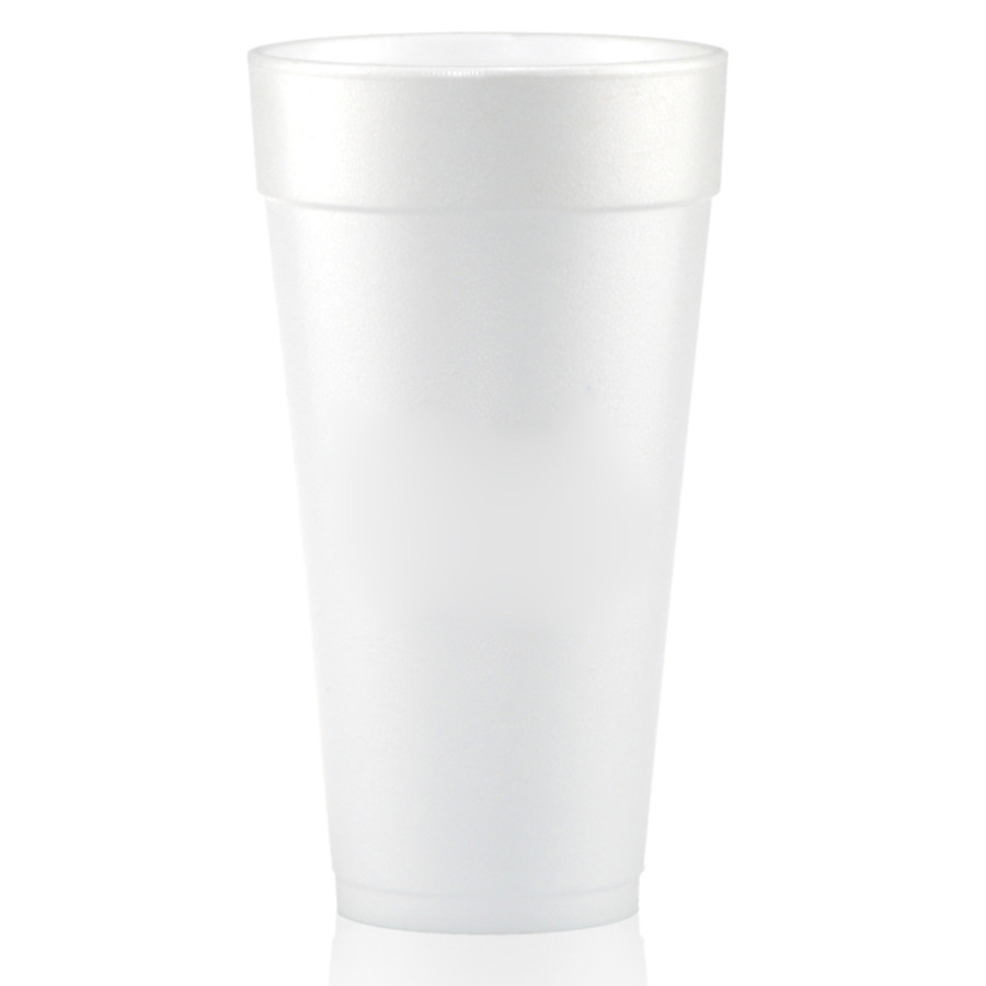 24 oz. Foam Cups